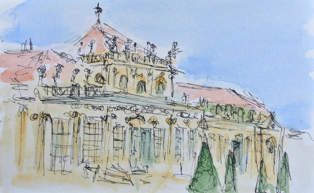 Belvedere Orangery