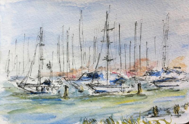 Boats at Burseldon