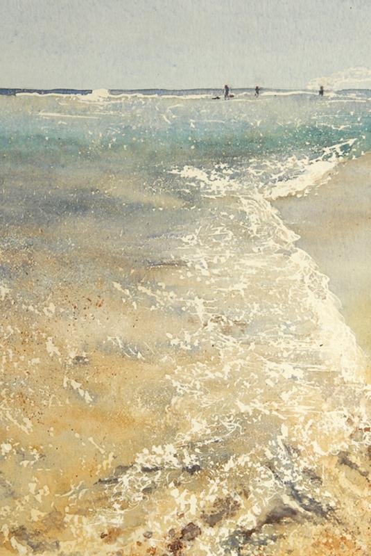 Low Tide at Godrevy