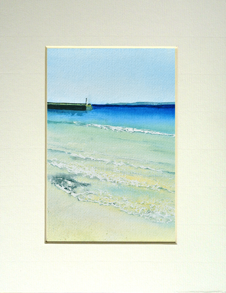 St Ives Harbour Beach