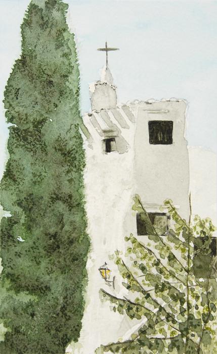 Church : Binibecca