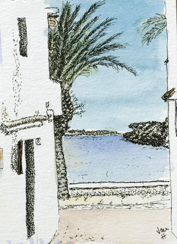 from Reina Isabel, S'Algar